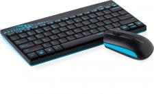 Rapoo 8000 – kompaktowy zestaw, który ożywi Twoje biurko