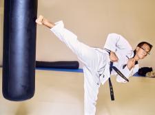 Zawody Pucharu Polski w taekwondo w Białymstoku