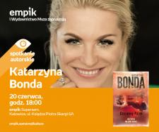 Katarzyna Bonda | Empik Supersam