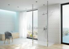Łazienka dla osób starszych od SANPLAST SA