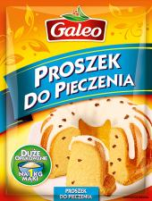 Słodkie wypieki z Galeo