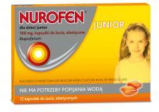 Nurofen dla dzieci – oryginalny lek na ból i gorączkę dla dzieci w każdym wieku
