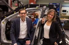 Eksperci Volvo Cars ds. bezpieczeństwa otrzymali prestiżową nagrodę NHTSA