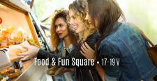 Food & Fun Square po raz pierwszy w Krakowie