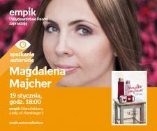 MAGDALENA MAJCHER - SPOTKANIE - AUTORSKIE