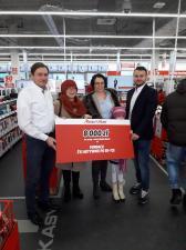 Koniec głosowania w akcji charytatywnej Media Markt Piaseczno