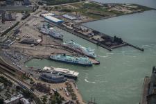 Port of Ystad bije kolejne rekordy