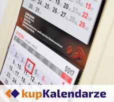 Kalendarze czterodzielne dostępne w KupKalendarze.pl