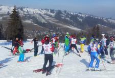 Najlepsi niepełnosprawni intelektualnie narciarze powalczą  o medale w Zakopanem