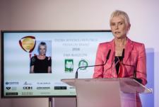 Ewa Błaszczyk Osobą Wysokiej Reputacji Premium Brand 2018
