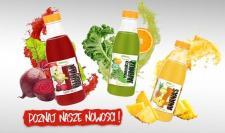 Nowy hit – sok z jarmużu! Uznane za superfood warzywo jedną z nowości marki Witmar