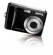 BenQ C1450 - fotocamera HDR prima alimentata da batterie AA
