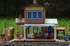 Zabawki Playmobil dla młodego konstruktora