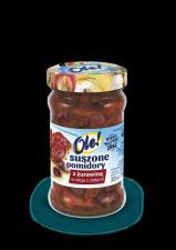 Suszone pomidory OLE! z żurawiną – zagraj w czerwone