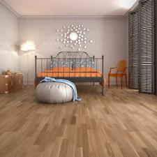 Siedem pomysłów na jeansową sypialnię z Baltic Wood