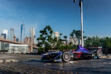 Kaspersky Lab partnerem zespołu Formuły E, DS Virgin Racing
