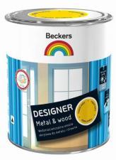 Designer Metal & Wood - drewno i metal na lata