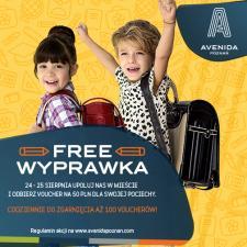 Free wyprawka od Avenidy Poznań
