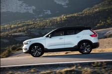 Volvo Cars zwiększy produkcję w związku z ogromnym popytem na model XC40