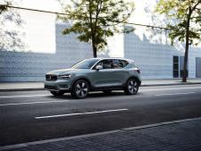 Rodzinny car sharing z nowym Volvo XC40