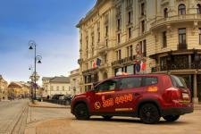 60 lat za kierownicą taksówki