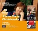 JOANNA MARIA CHMIELEWSKA - SPOTKANIE AUTORSKIE