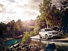 XC90 stoi za sukcesem Volvo w USA