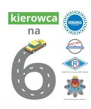 """Udana kampania """"Kierowca na szóstkę"""" Bonarki"""