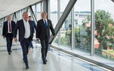 Minister Inwestycji i Rozwoju z wizytą w firmie WIŚNIOWSKI