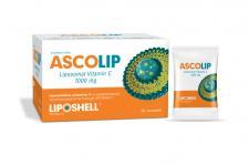 ASCOLIP - wysokowydajna, liposomalna witamina C