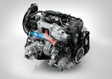 Oszczędny napęd Drive-E w samochodach Volvo
