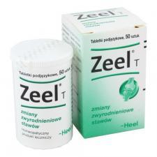 Zeel T - aiuto nella osteoartrite