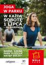 Joga w Parku Ulricha w Wola Parku