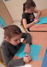 Dzieci ze SSP nr 11 w Białymstoku w akcji Marzycielska Poczta