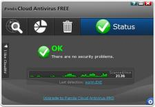 Panda Cloud Antivirus Version 1.5