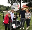 Mateusz Gradecki najlepszym zawodnikiem wśród golfistów amatorów turnieju Wrocław Open 2017!