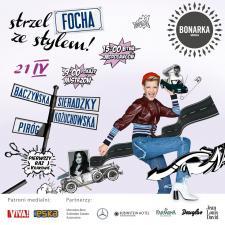 Baczyńska vs. Sieradzky: 21 kwietnia w Bonarce modowe starcie gangów i premiery kolekcji