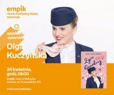 Olga Kuczyńska(Życie Stewardessy) Gdańsk Empik Galeria Bałtycka