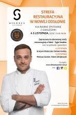 Kulinarne spotkanie z gwiazdami w Silesia City Center