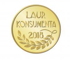 Złote Laury Konsumenta 2018 dla HELIO
