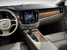 Sensus - system multimedialny w Volvo S90 i V90