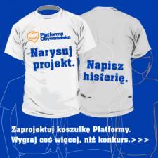 Piattaforma civica bandisce un concorso per la maglietta elettorale PO