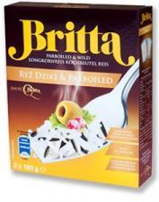 Ryż dziki & parboiled marki Britta –  kompozycja idealna
