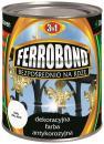 Na przekór rdzy – dekoracyjna farba antykorozyjna Ferrobond marki Den Braven