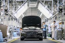 Eksport samochodów z Chin rośnie dzięki Volvo