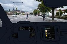 Volvo XC40 zapewni najwyższy poziom bezpieczeństwa