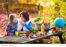 78% badanych mam deklaruje, że dostosowuje sposób odżywiania do pory roku.
