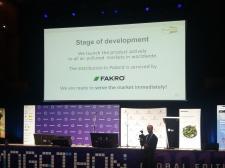 Partner FAKRO – firma RESPILON – w finale Smogathonu