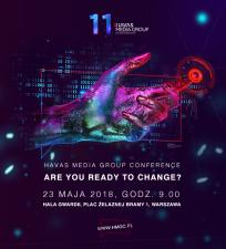 Are you ready to change? – 11. konferencja Havas Media Group
