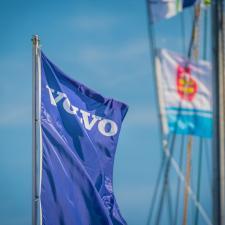 Niespodziwany finał w klasie 420 podczas Volvo Gdynia Sailing Days